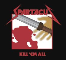 Spartacus - Kill'em All by D4N13L