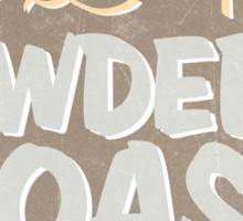 Quality Powdered Toast II Sticker