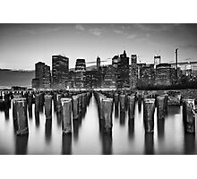 City Zen Photographic Print