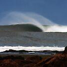 Bells Beach Blur by Erik Holt