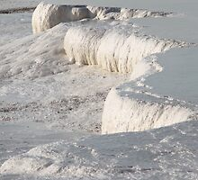 Pamukkale Travertine by Emma Holmes
