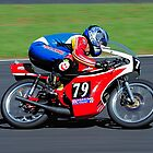 Barry Sheene Festival of Speed | Eastern Creek | 2012 by Bill Fonseca