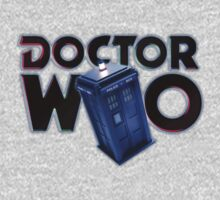 Doctor Who? by drwhobubble