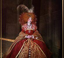 Elizabeth Tudor by autumnsgoddess