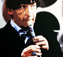 Music Anyone (Patrick Troughton) by drwhobubble