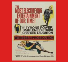 Witness for the Prosecution by rkarrera