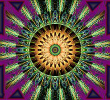 BD#12: Wheel of Justice (UF0701) by barrowda