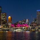 Purple Brisbane by Ian Fraser