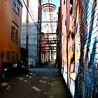 Alley by Britland Tracy