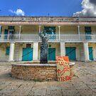 Oscar E. Henry Customs House by Shelley Neff