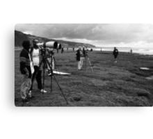 Surf Photographers Canvas Print