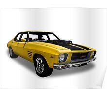 Holden - 1974 GTS Monaro Poster