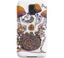 The Snail House Samsung Galaxy Case/Skin