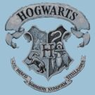 hogwarts t-shirt by parko