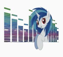 Vinyl Scratch Poppin out by zailiner