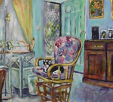 My Front Room by christine purtle