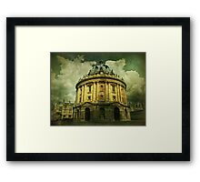 Oxford Architecture Framed Print