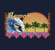 Hawaii Surfing by BailoutIsland