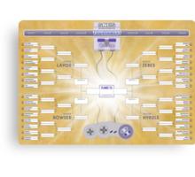 SNES Tournament Challenge!! Canvas Print