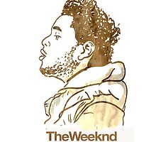 The Weeknd by mkindy