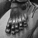 Sculptured Foot by heatherfriedman