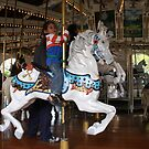 Fun On the Carousel! by heatherfriedman