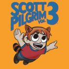 Scott Pilgrim by SexyThwomp