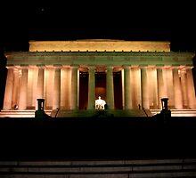 Lincoln Memorial, Washington DC by zapatam