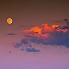 A Lunar Dusk by John  De Bord Photography