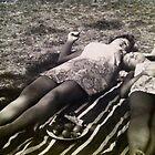 Post Picnic (60's Summertime) England by misofunkay