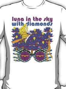 luna in the sky T-Shirt