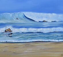 Tweed Heads Surf by John Taylor