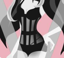 Gaga Mugler Toon Sticker