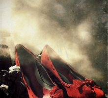 Red Shoes by Sybille Sterk