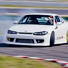 Nissan S15 Drift - Winton Raceway by mcrow5