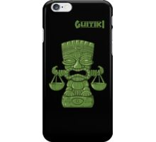 Guitiki - Libra iPhone Case/Skin