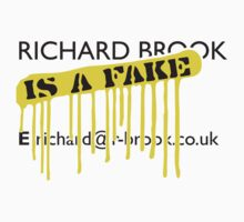 Richard Brook is a fake by AAA-Ace