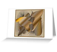 Happy Talk Greeting Card