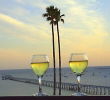 Wine With a View by John Butler