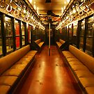 Train, NYC Transit Museum by zapatam