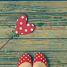 love. [polka-dots] by Angel Warda