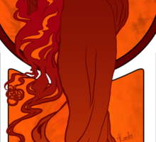 Melisandre of Asshai Sticker
