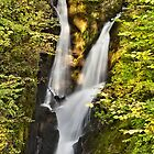 Stock Ghyll Force by CumbrianRambler