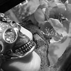skull blossom by Perggals© - Stacey Turner