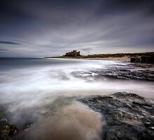 Bamburgh Castle by Roddy Atkinson