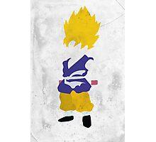 Goku SSJ Photographic Print