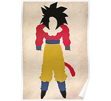 Goku SSJ4  Poster