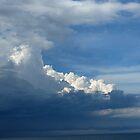 Blue Beach Sky by FathersWorld