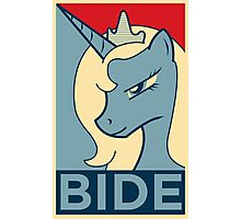 BIDE Photographic Print