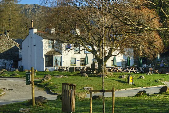 The Pub By The Village Green by VoluntaryRanger